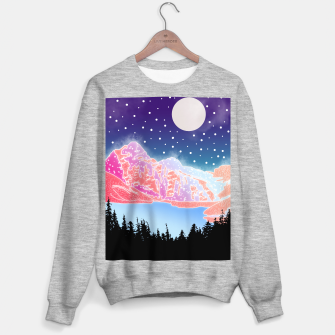 Thumbnail image of Arctic Mountains Sweater regular, Live Heroes