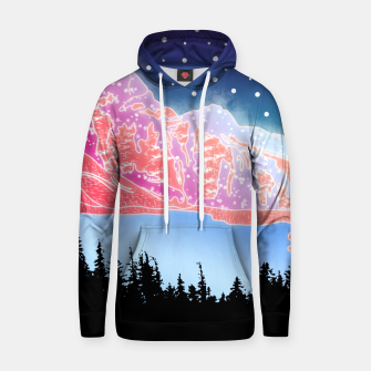 Thumbnail image of Arctic Mountains Hoodie, Live Heroes