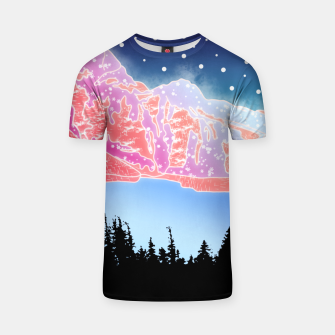 Thumbnail image of Arctic Mountains T-shirt, Live Heroes