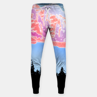 Thumbnail image of Arctic Mountains Sweatpants, Live Heroes