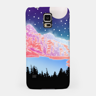 Thumbnail image of Arctic Mountains Samsung Case, Live Heroes