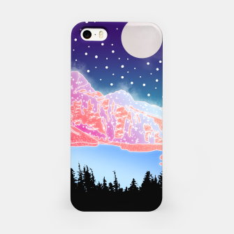 Thumbnail image of Arctic Mountains iPhone Case, Live Heroes