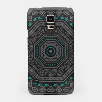 Thumbnail image of abstract octogone Étui pour Samsung, Live Heroes