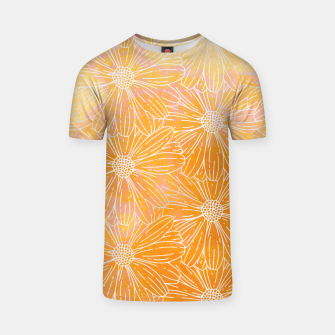 Thumbnail image of spring flower T-shirt, Live Heroes