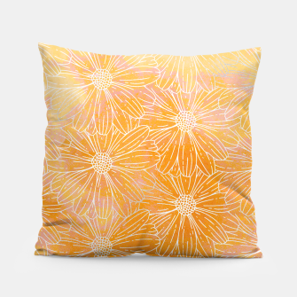 Thumbnail image of spring flower Coussin, Live Heroes