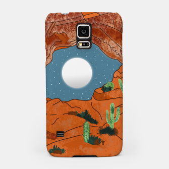 Thumbnail image of Desert cliffs Samsung Case, Live Heroes