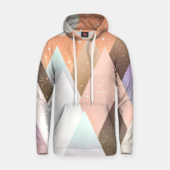 Thumbnail image of Colourful mountains Hoodie, Live Heroes