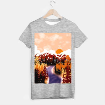 Thumbnail image of Smokey mountains T-shirt regular, Live Heroes