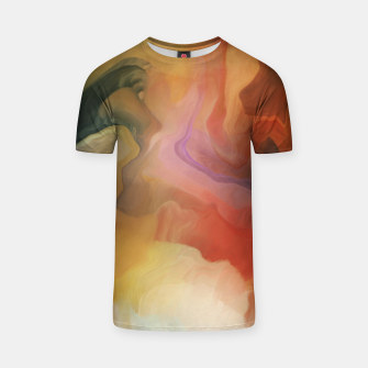 Thumbnail image of Abstract saturated splash 2 Camiseta, Live Heroes