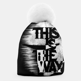 Thumbnail image of This is the way Beanie, Live Heroes