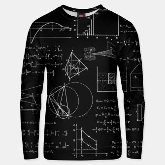 Thumbnail image of Math Unisex sweater, Live Heroes