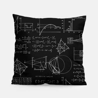 Thumbnail image of Math Pillow, Live Heroes