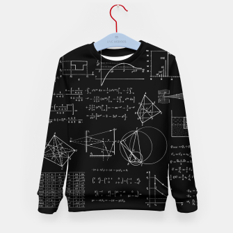 Thumbnail image of Math Kid's sweater, Live Heroes