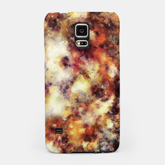 Thumbnail image of Red stone and snow Samsung Case, Live Heroes