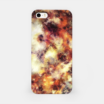 Thumbnail image of Red stone and snow iPhone Case, Live Heroes