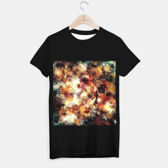Thumbnail image of Red stone and snow T-shirt regular, Live Heroes