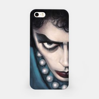 Thumbnail image of Frank N Furter  iPhone Case, Live Heroes