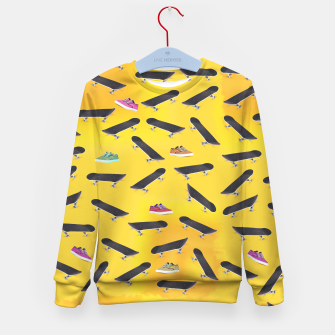 Thumbnail image of Skate yellow for kids, Live Heroes