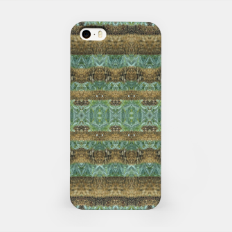 Thumbnail image of Multicolored Tribal Stripes Print Pattern iPhone Case, Live Heroes