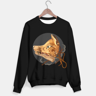 Miniaturka The mask of Kitsune, the ancient demon fox Sweater regular, Live Heroes