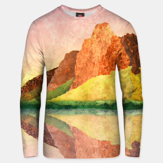 Thumbnail image of One mirror Unisex sweater, Live Heroes