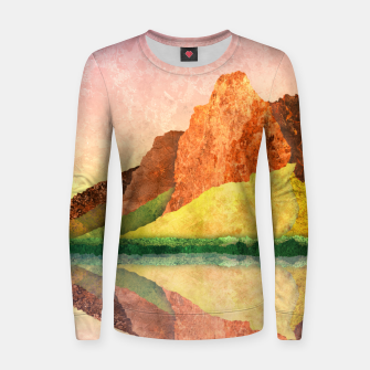 Thumbnail image of One mirror Women sweater, Live Heroes