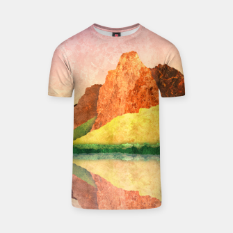 Thumbnail image of One mirror T-shirt, Live Heroes