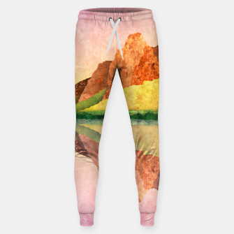 Thumbnail image of One mirror Sweatpants, Live Heroes