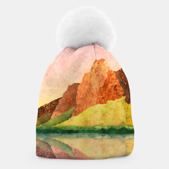 Thumbnail image of One mirror Beanie, Live Heroes