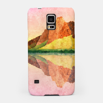 Thumbnail image of One mirror Samsung Case, Live Heroes