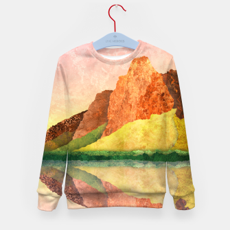 Thumbnail image of One mirror Kid's sweater, Live Heroes