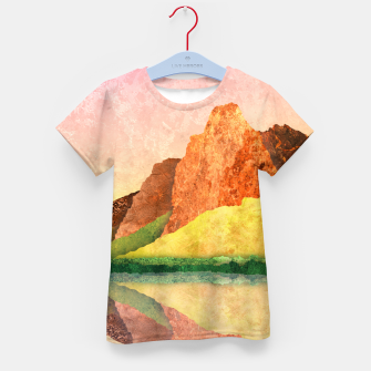 Thumbnail image of One mirror Kid's t-shirt, Live Heroes