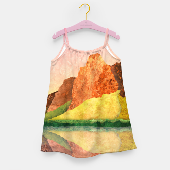 Thumbnail image of One mirror Girl's dress, Live Heroes
