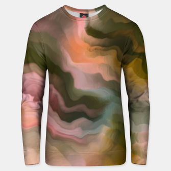 Thumbnail image of Rustic desert colors waves 23 Sudadera unisex, Live Heroes