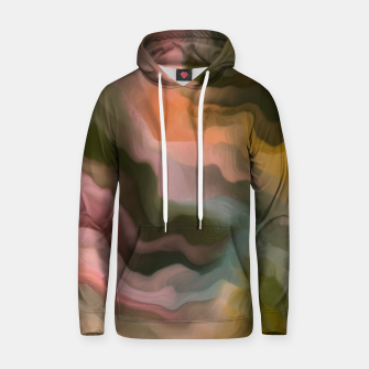 Thumbnail image of Rustic desert colors waves 23 Sudadera con capucha, Live Heroes