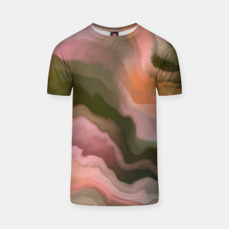 Thumbnail image of Rustic desert colors waves 23 Camiseta, Live Heroes