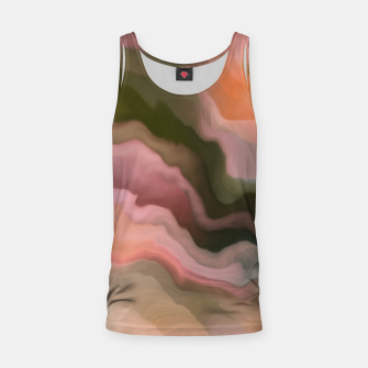 Thumbnail image of Rustic desert colors waves 23 Camiseta de tirantes, Live Heroes