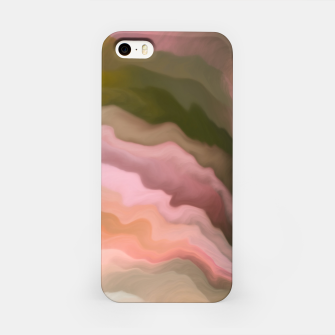 Thumbnail image of Rustic desert colors waves 23 Carcasa por Iphone, Live Heroes