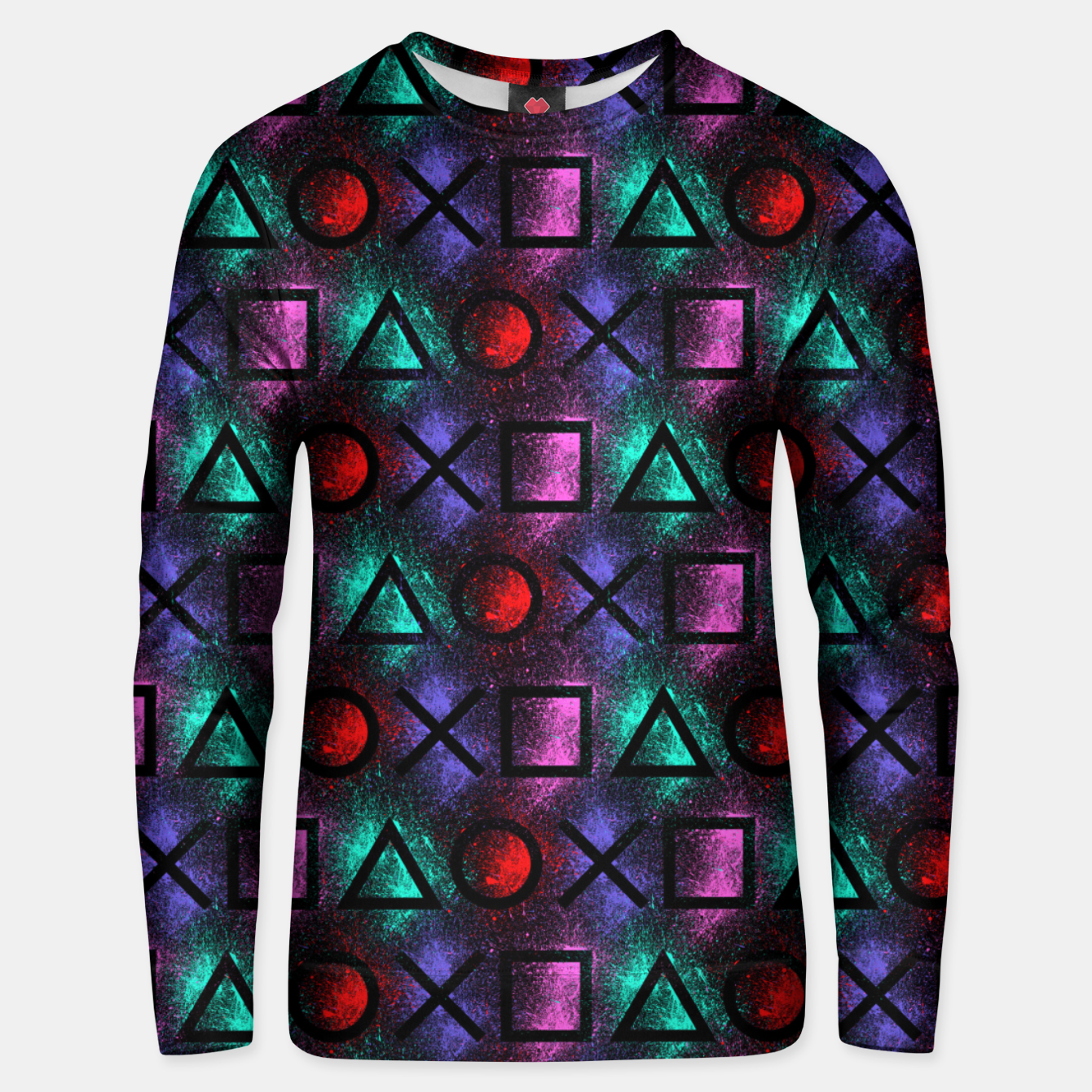 Image of Play Unisex sweater - Live Heroes