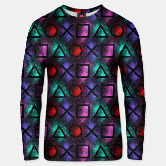 Thumbnail image of Play Unisex sweater, Live Heroes