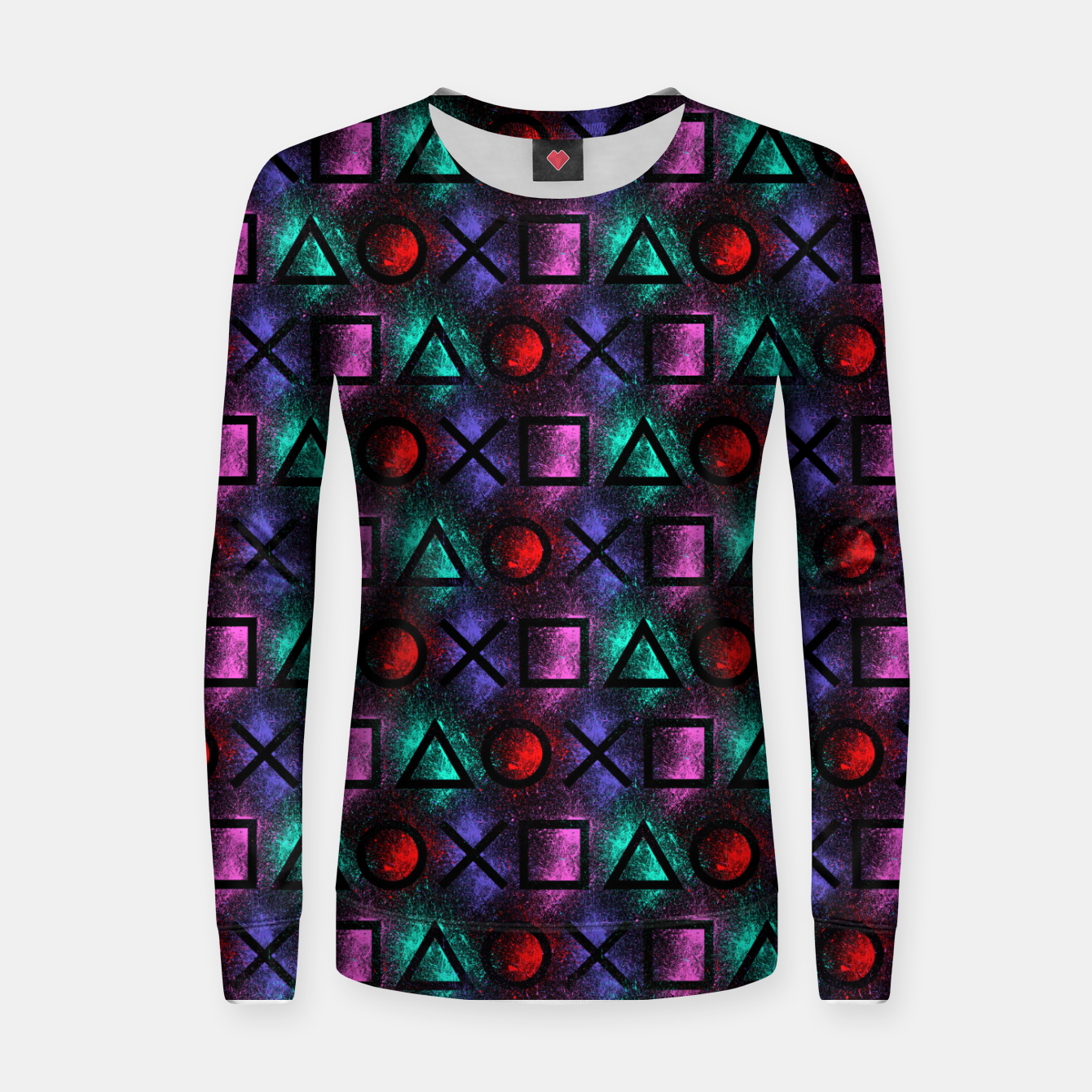 Image of Play Women sweater - Live Heroes