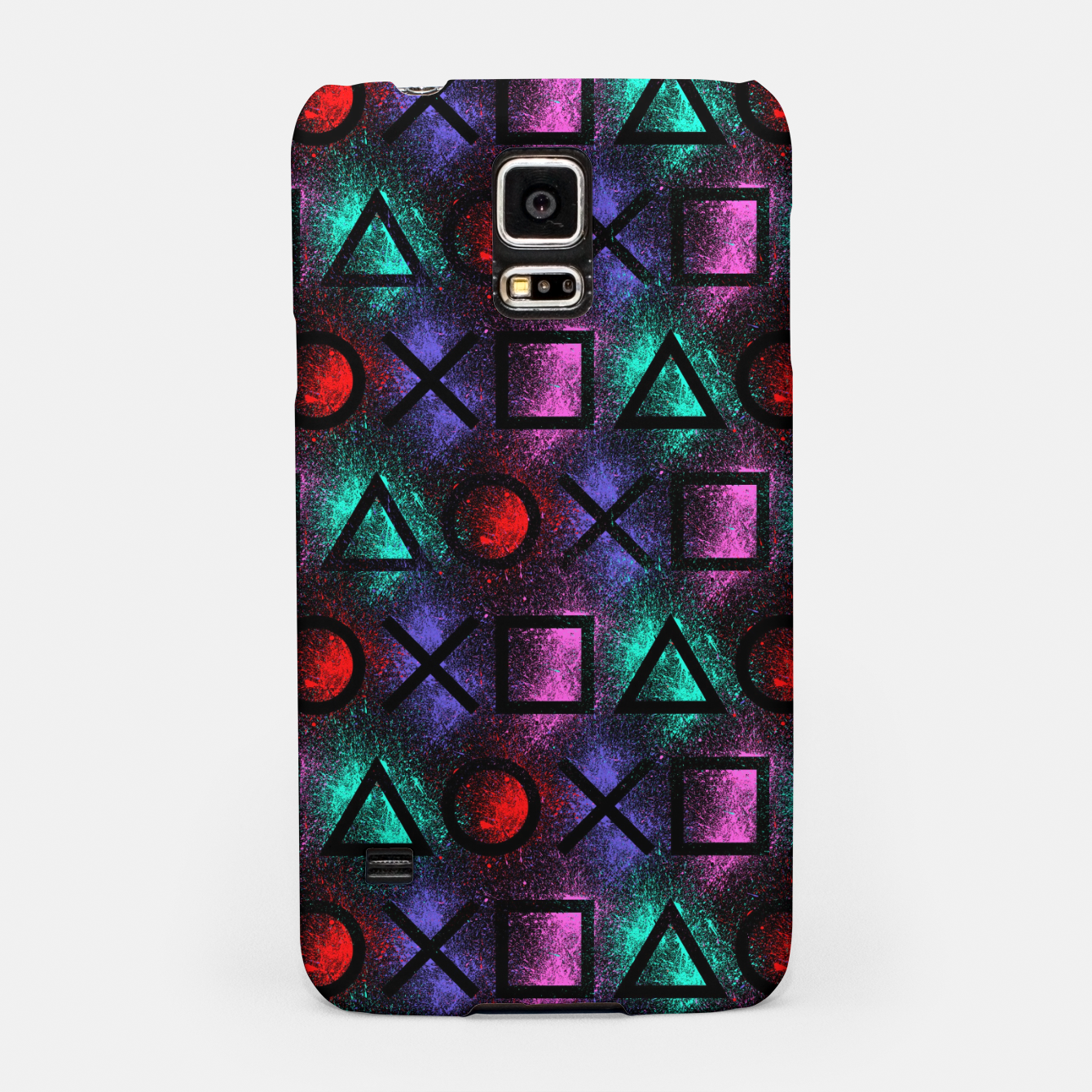 Image of Play Samsung Case - Live Heroes