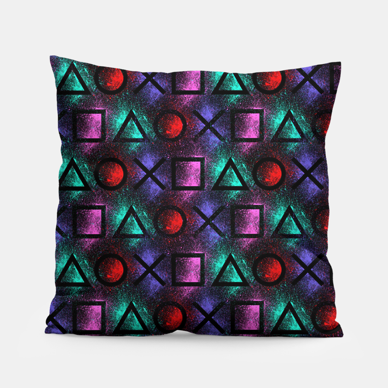 Image of Play Pillow - Live Heroes