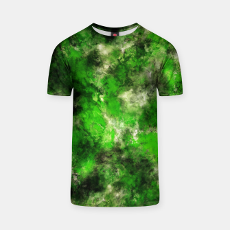 Thumbnail image of Green noise T-shirt, Live Heroes