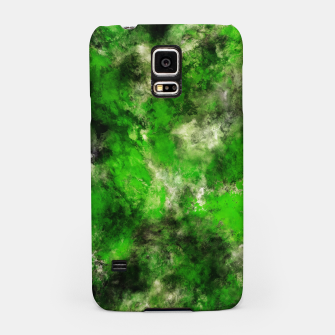 Thumbnail image of Green noise Samsung Case, Live Heroes