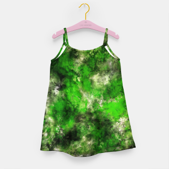 Thumbnail image of Green noise Girl's dress, Live Heroes