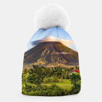 Thumbnail image of Philippines Mayon Volcano  Czapka, Live Heroes