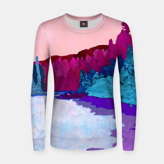 Thumbnail image of One stream Women sweater, Live Heroes