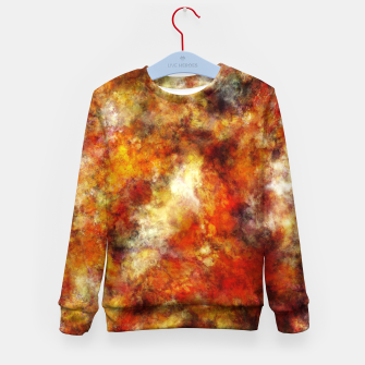 Thumbnail image of Red alert Kid's sweater, Live Heroes