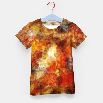 Thumbnail image of Red alert Kid's t-shirt, Live Heroes